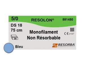 Label RESOLON 5-0 881450