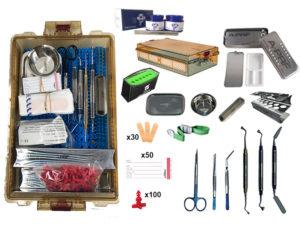 Kit PRF instruments